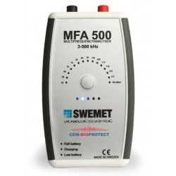 MFA500 - Multi-frequency analyzer - Special smartgrid CPL measurements